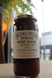 Hubert Jam, in our opinion, is the best one ever! They are made with locally picked fruits.